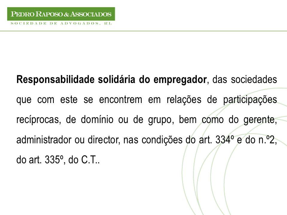 II – Despedimento colectivo Caracterização do despedimento colectivo; Requisitos específicos;