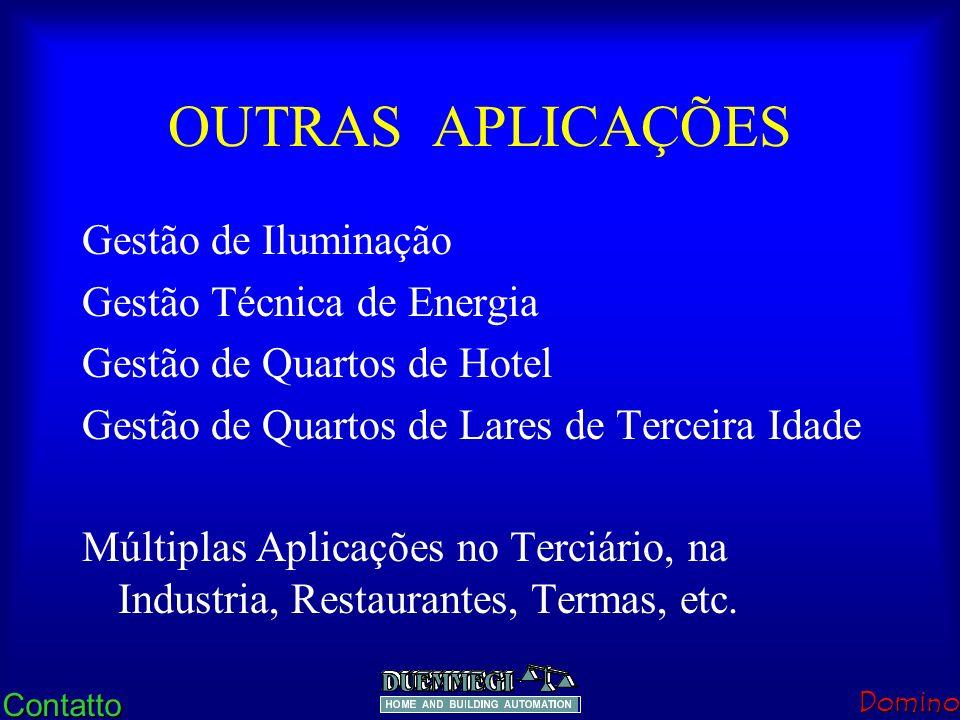 ContattoDomino Serviço e Assistência Assistência Técnica em PORTUGAL fornecida pelo Gabinete Técnico LUTCHE.