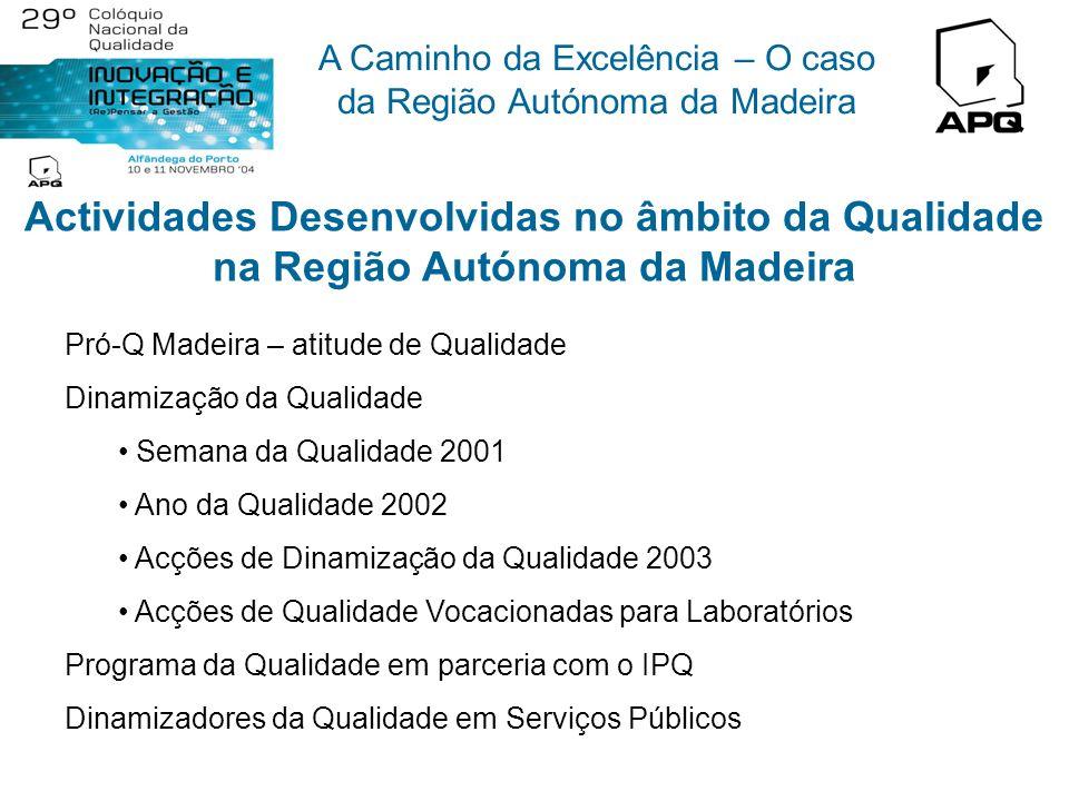 A Caminho da Excelência – O caso da Região Autónoma da Madeira Metrologia – Laboratório de Metrologia da Madeira O laboratório de metrologia dispõe de