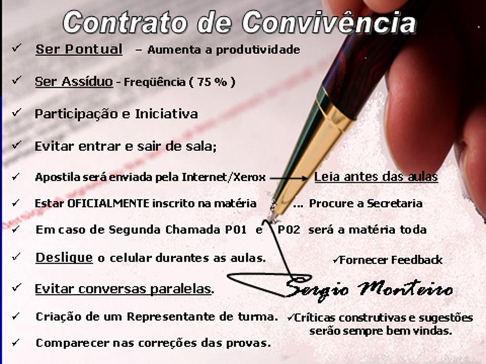 Prof.Sérgio Monteiro Fevereiro 200863 PERT / CPM Roteiro Básico para aplicar a técnica 5.