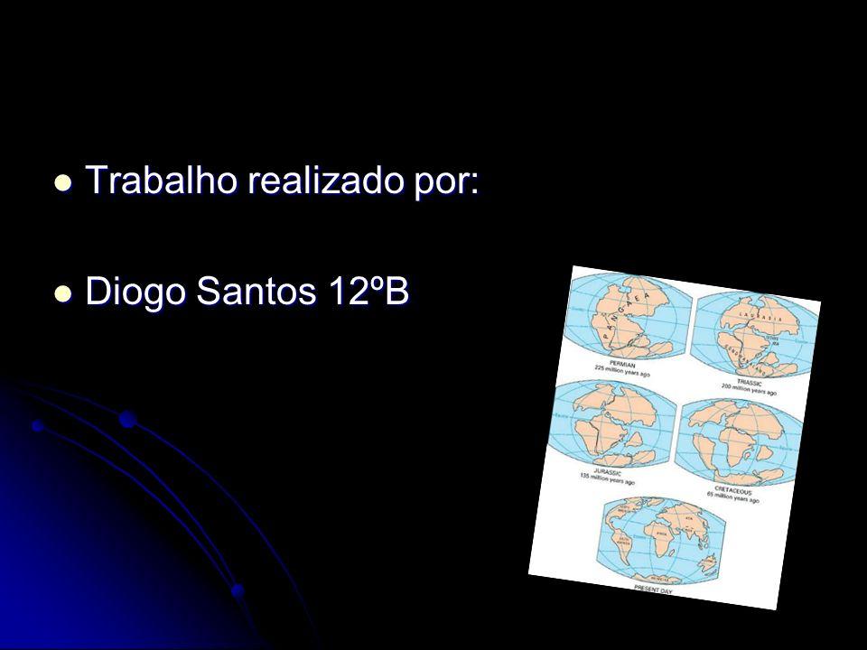 Trabalho realizado por: Trabalho realizado por: Diogo Santos 12ºB Diogo Santos 12ºB