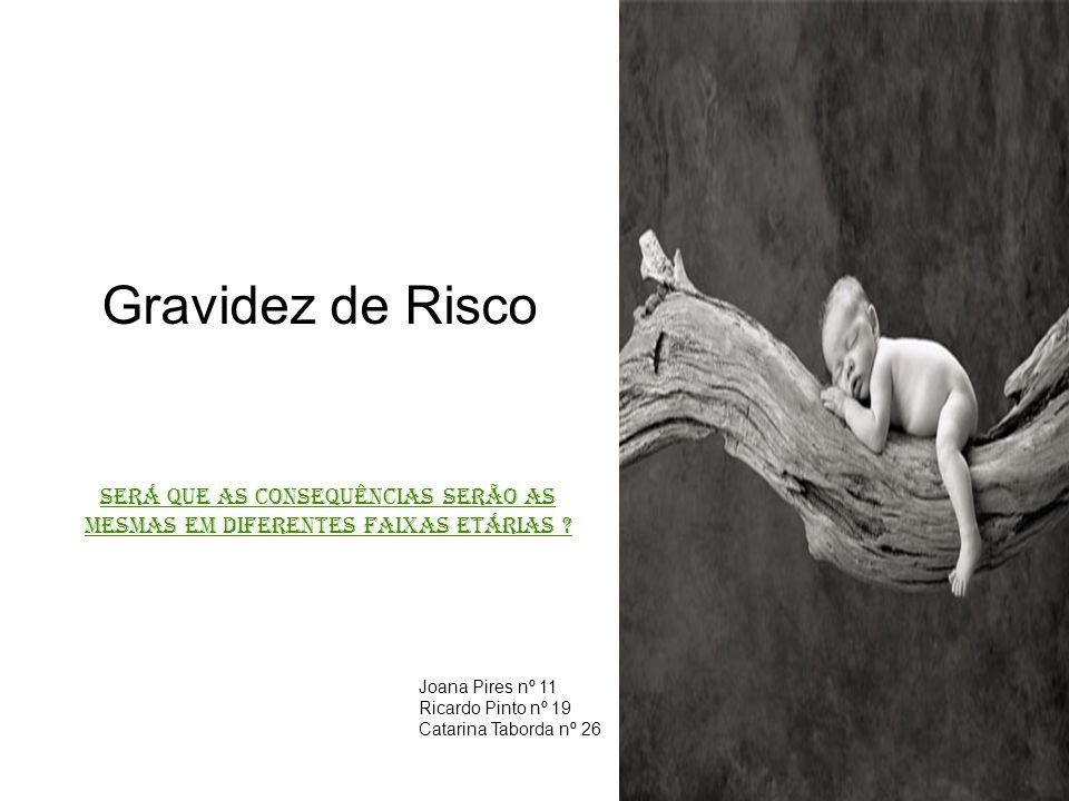Entrevista ao enfermeiro Pedro Melo 1 - O que é a gravidez de risco.