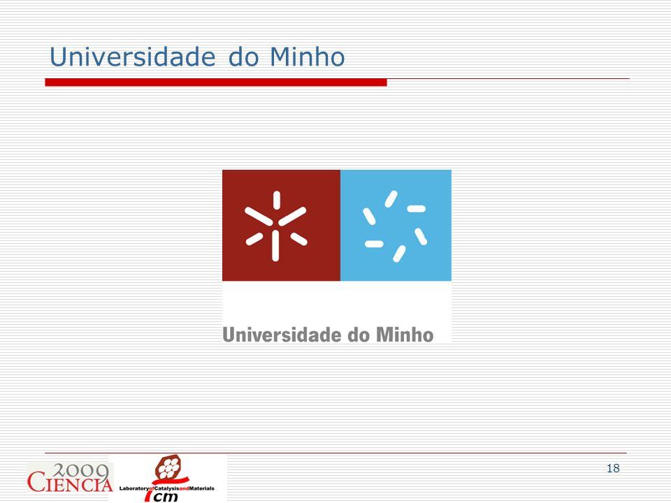 18 Universidade do Minho