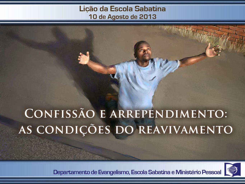 R.O pecado não confessado é uma barreira tanto à nossa paz interior como à alegria cristã.
