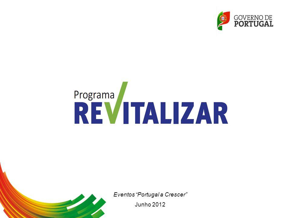 Eventos Portugal a Crescer Junho 2012