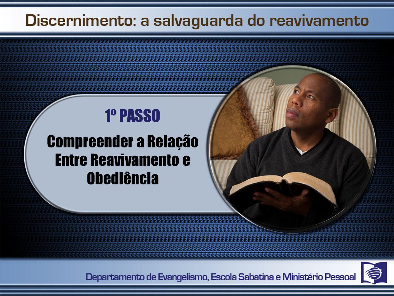R.Conhecer Deus leva sempre à obediência. A Lei de Deus revela o Seu amor.