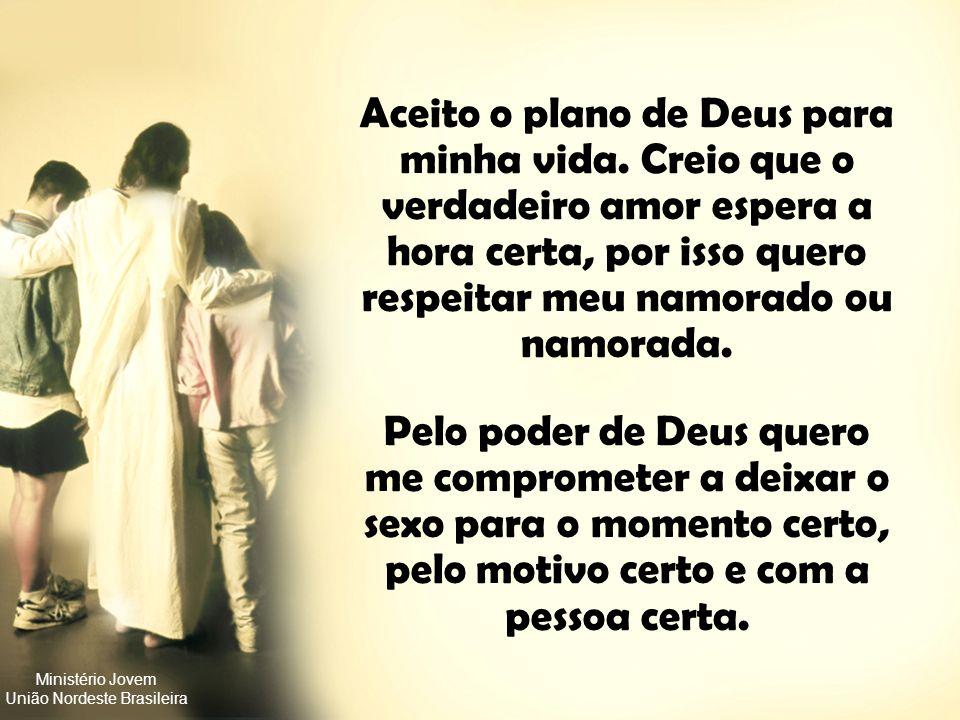 Ministério Jovem União Nordeste Brasileira MEU COMPROMISSO