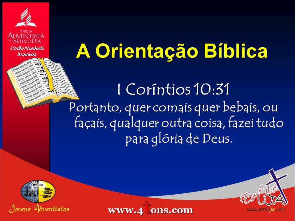 A Orientação Bíblica I Pedro 3:3-4 (3) O vosso adorno não seja o enfeite exterior, como as tranças dos cabelos, o uso de jóias de ouro, ou o luxo dos