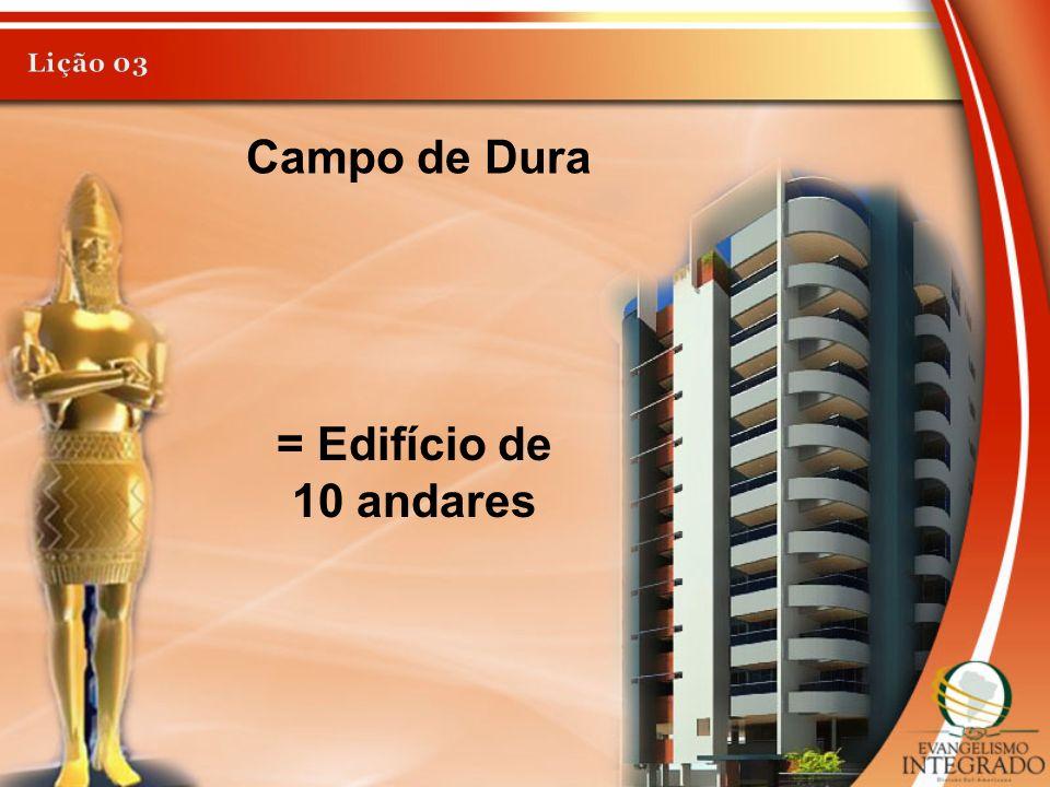 = Edifício de 10 andares Campo de Dura