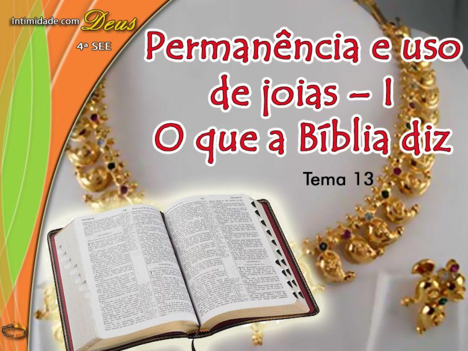 A bíblia define bem claramente o assunto da aparência externa do cristão.
