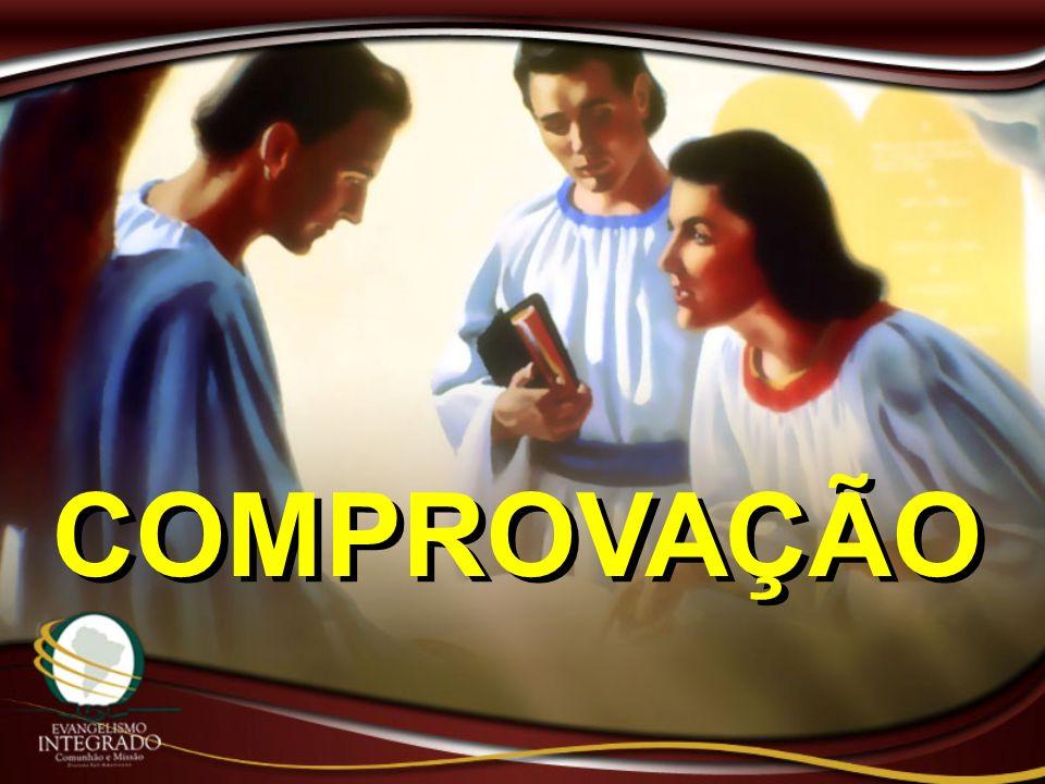 COMPROVAÇÃO