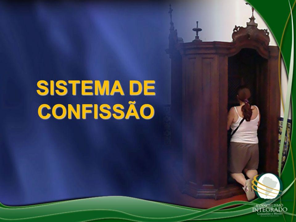 SISTEMA DE CONFISSÃO