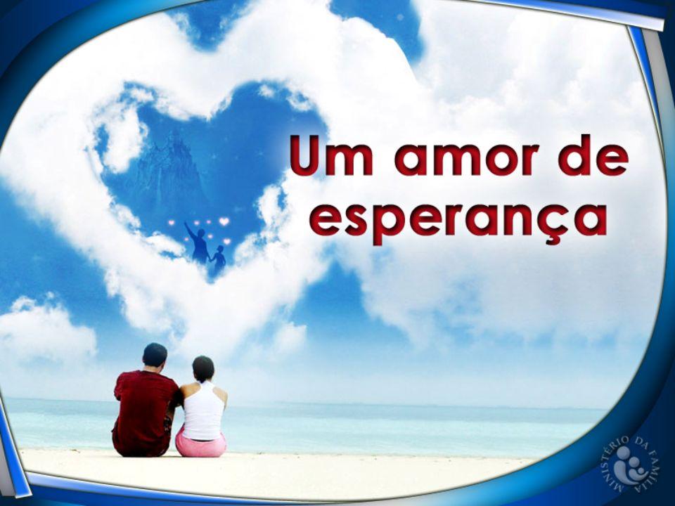 O amor é paciente, é benigno.O amor não inveja, não se vangloria, não se ensoberbece.