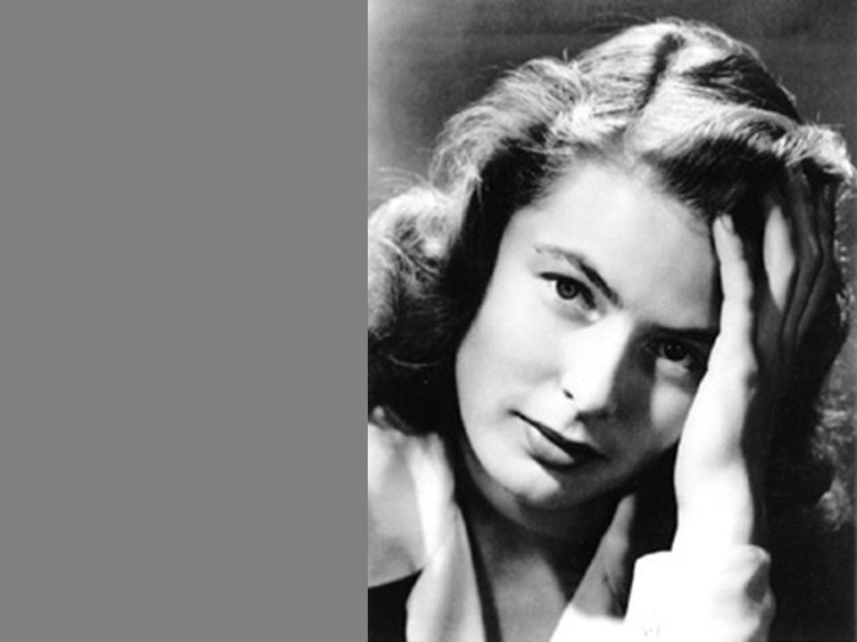 Em 1956 deixa Rosselini e retorna aos Estados Unidos e com sua beleza e talento reconquista a admiração de todos e atua em diversos filmes.