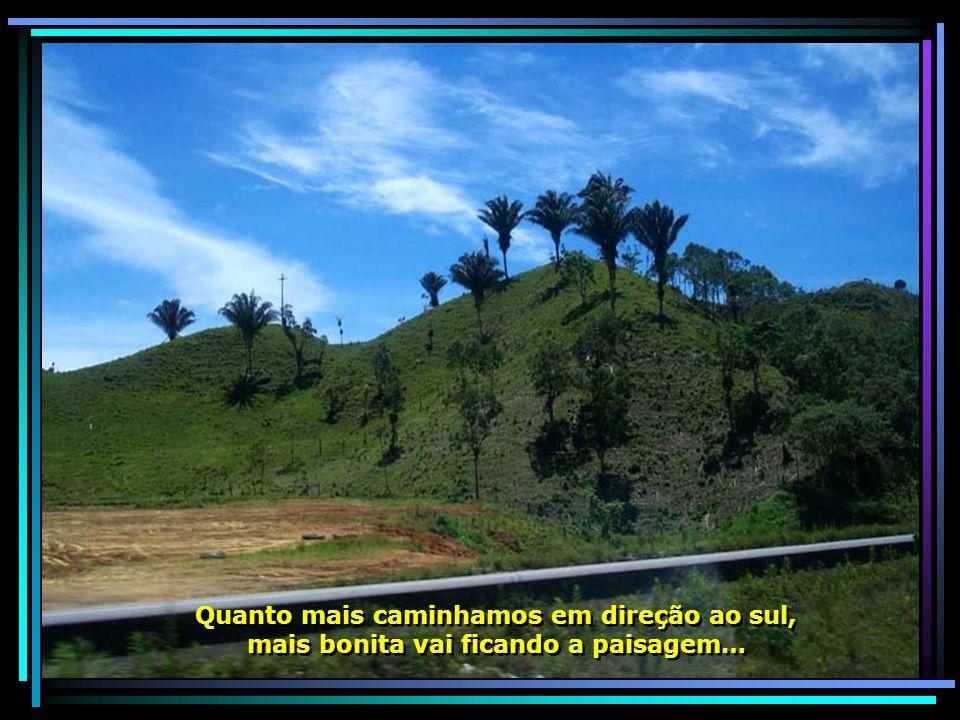Vista da praia de Balneário Camboriú…
