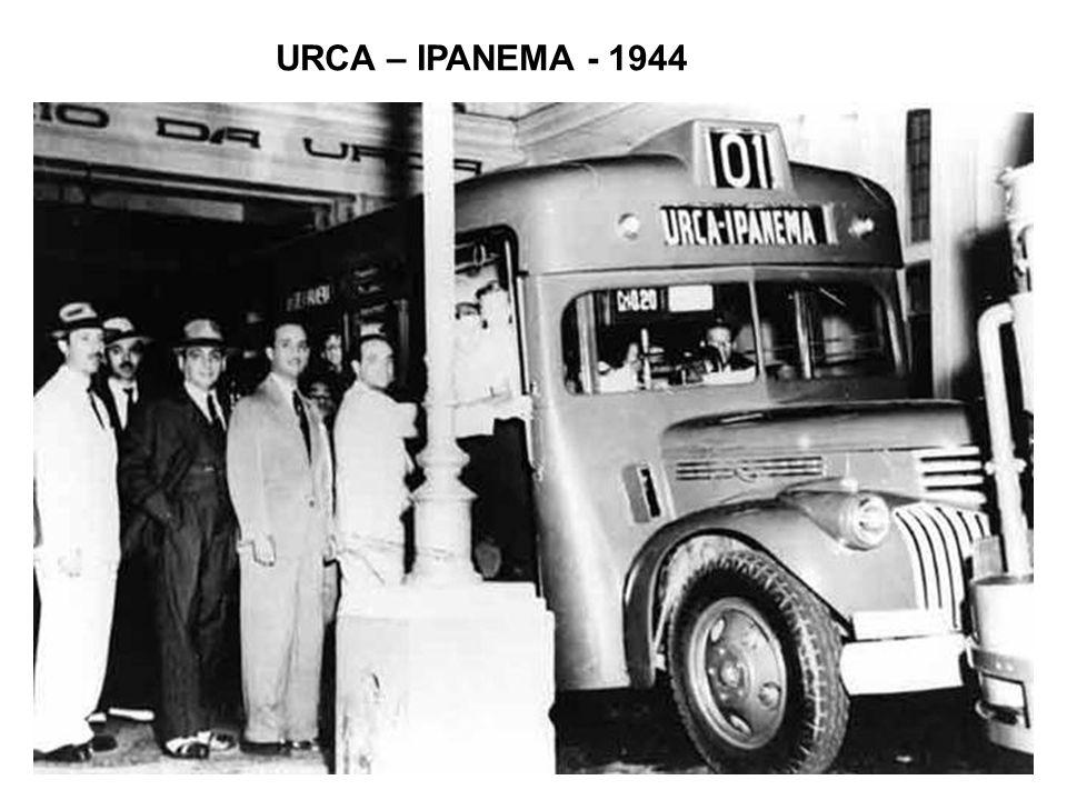 URCA – IPANEMA - 1944