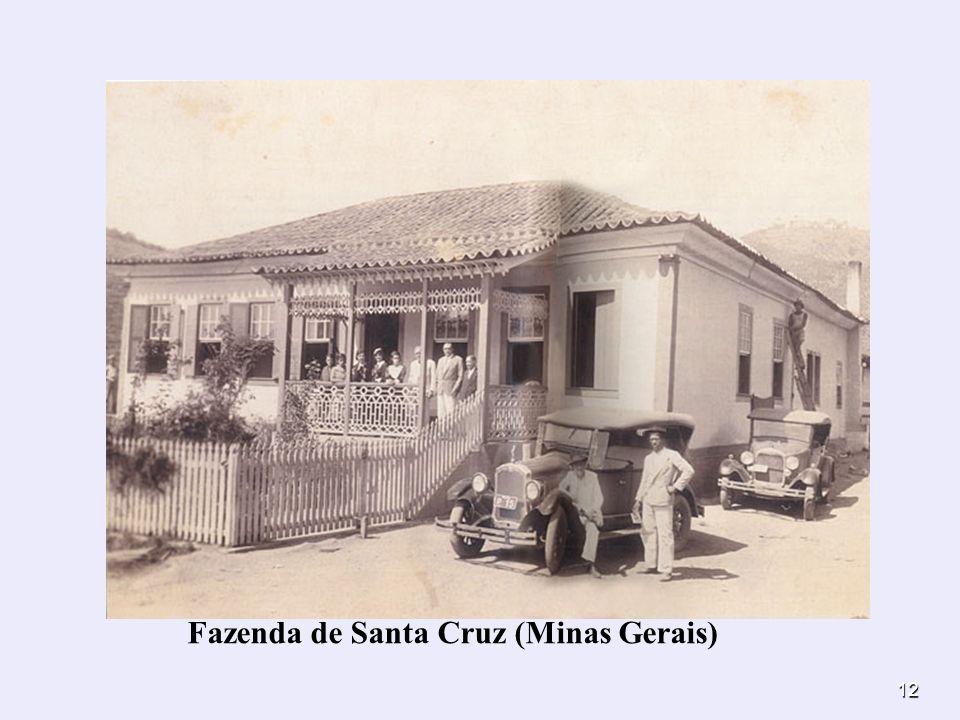 12 Fazenda de Santa Cruz (Minas Gerais)