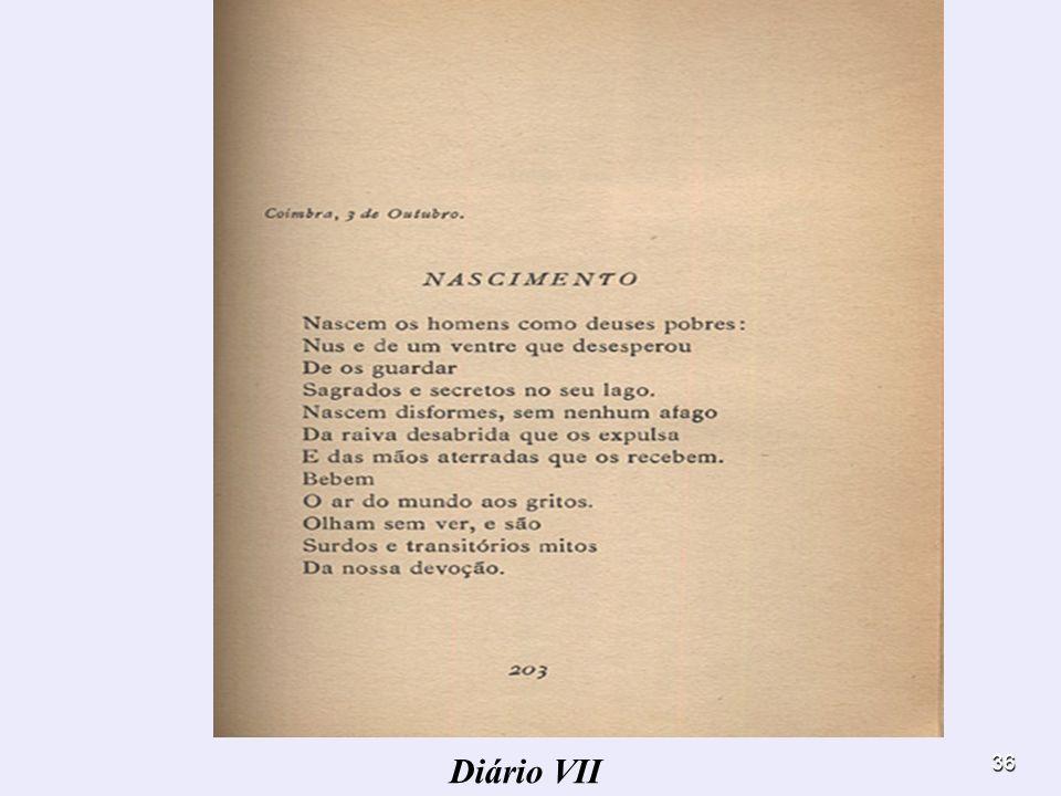 36 Diário VII