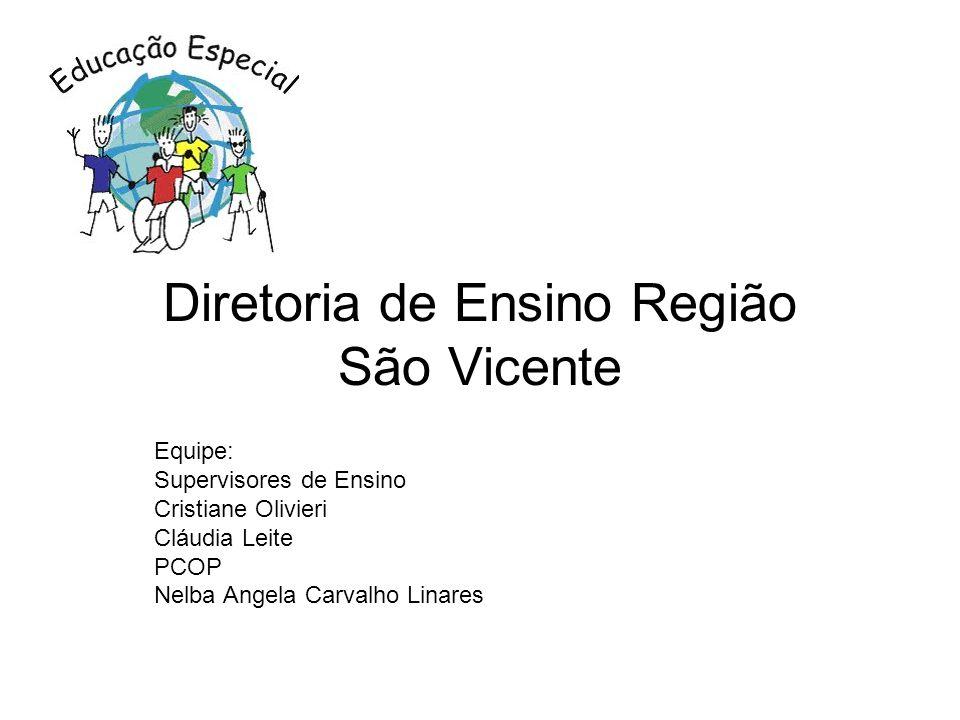 SAPE – Sala de Apoio Pedagógico Especializado EE Antonio Luiz Barreiros - DM EE Dr.