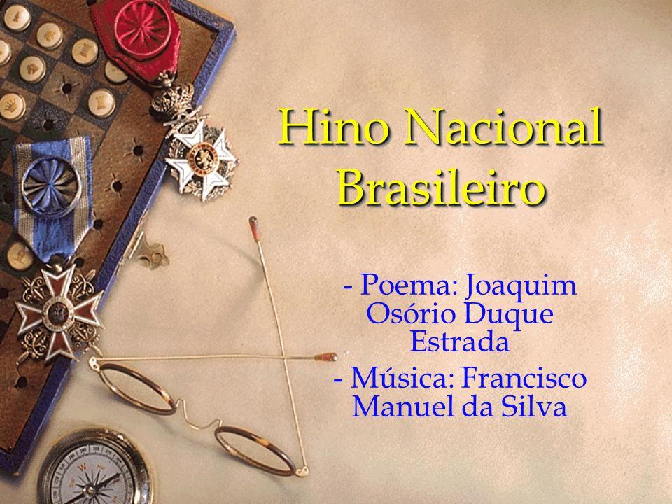 Amor ao Brasil Ernesto Caruso Seção 1 Hino Nacional Brasileiro Cantado e com a letra