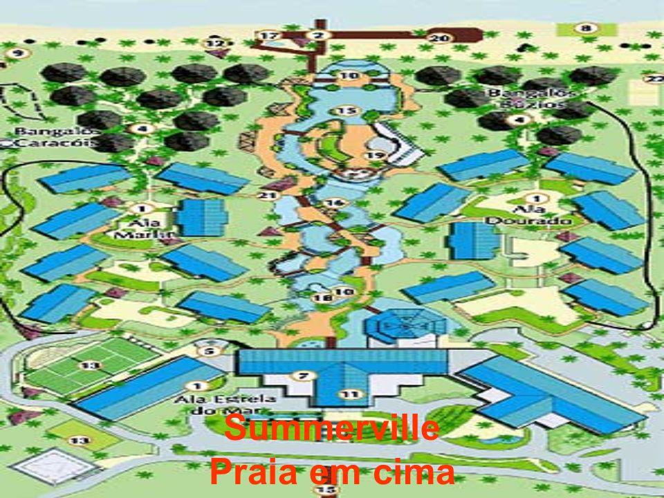 INFORMAÇÕES SOBRE O HOTEL O Summerville Beach Resort está a 6 km da Vila de Porto de Galinhas A exemplo dos melhores do mundo, o resort possui uma atr