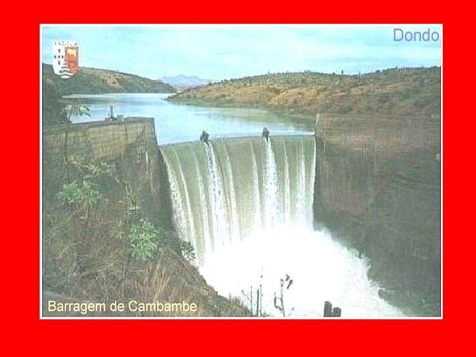 Como as redes rodoviárias e ferroviárias, as instalações hidroelétricas fazem parte das infra-estruturas destruídas ou danificadas durante a guerra ci