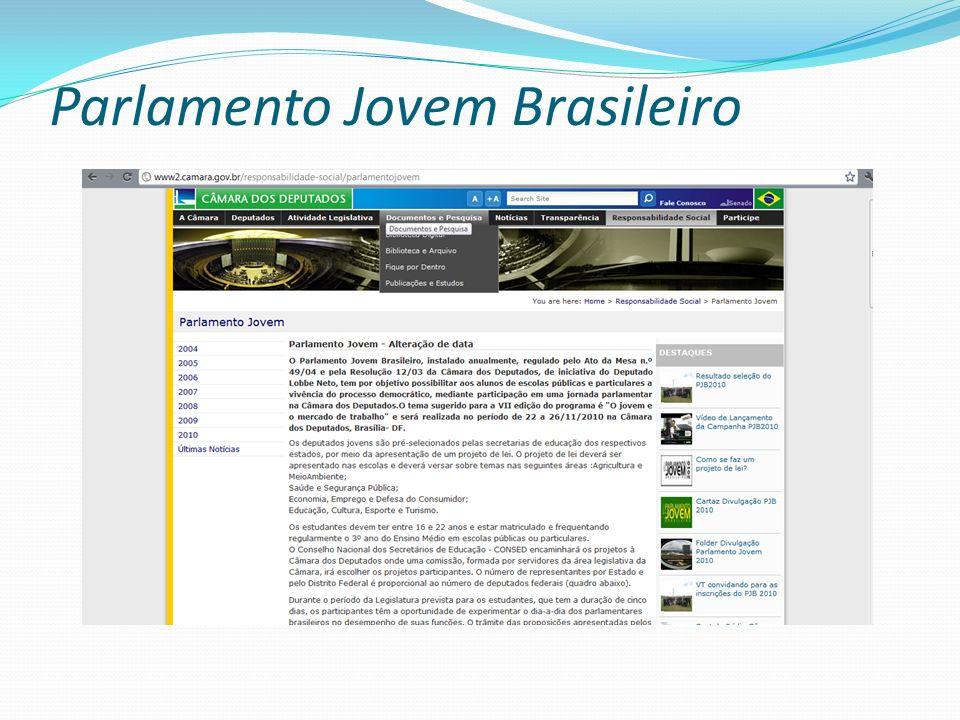 Parlamento Jovem Brasileiro