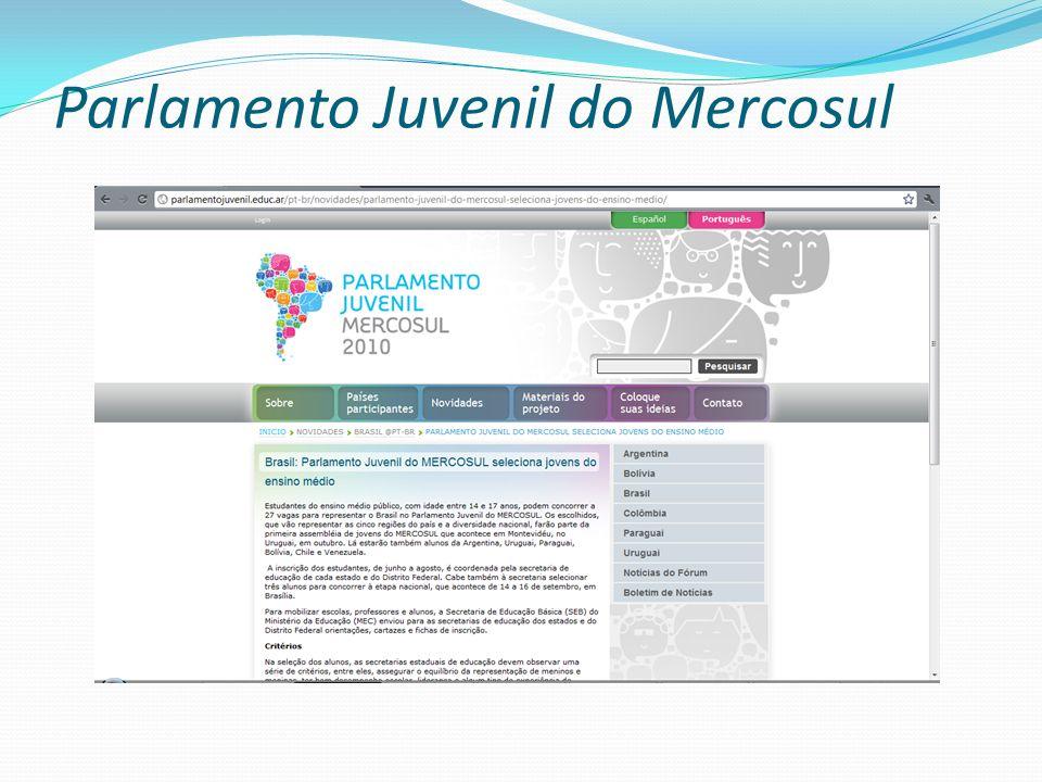 Parlamento Juvenil do Mercosul