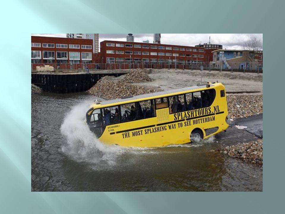 Autocarro ou barco?