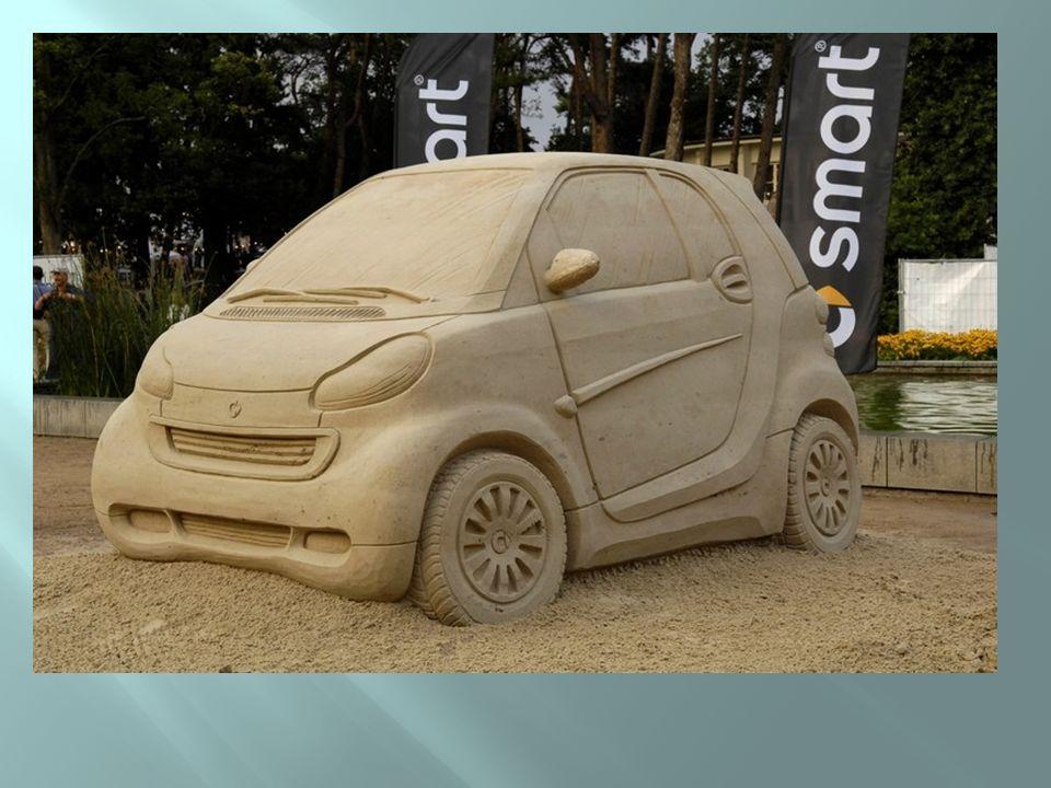 Areia ou carro?