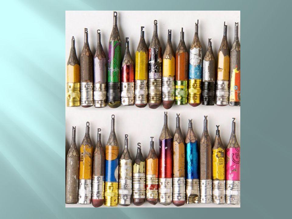 Lápis ou Abecedário ?