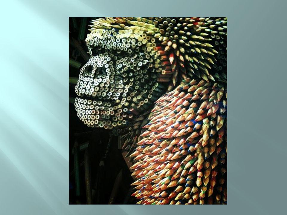 Lápis ou gorila?