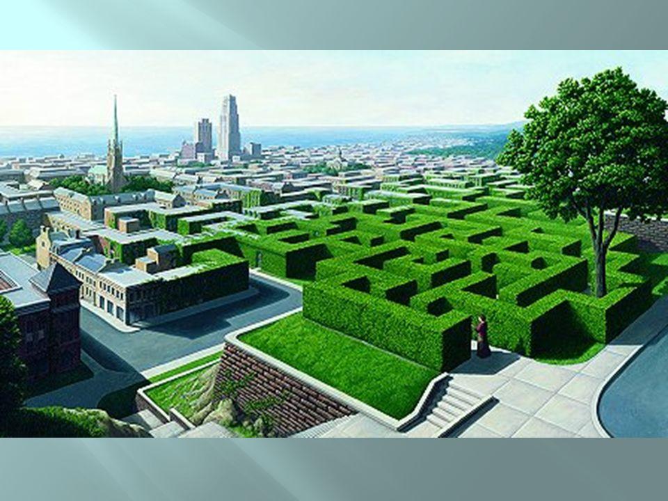 Labirinto ou cidade?