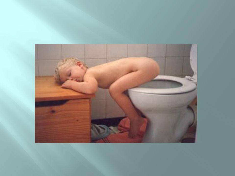 Dormir ou fazer chichi?