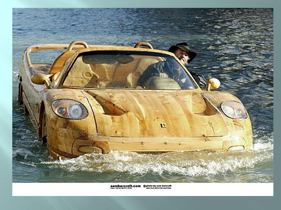 Carro de madeira ou carro de água?