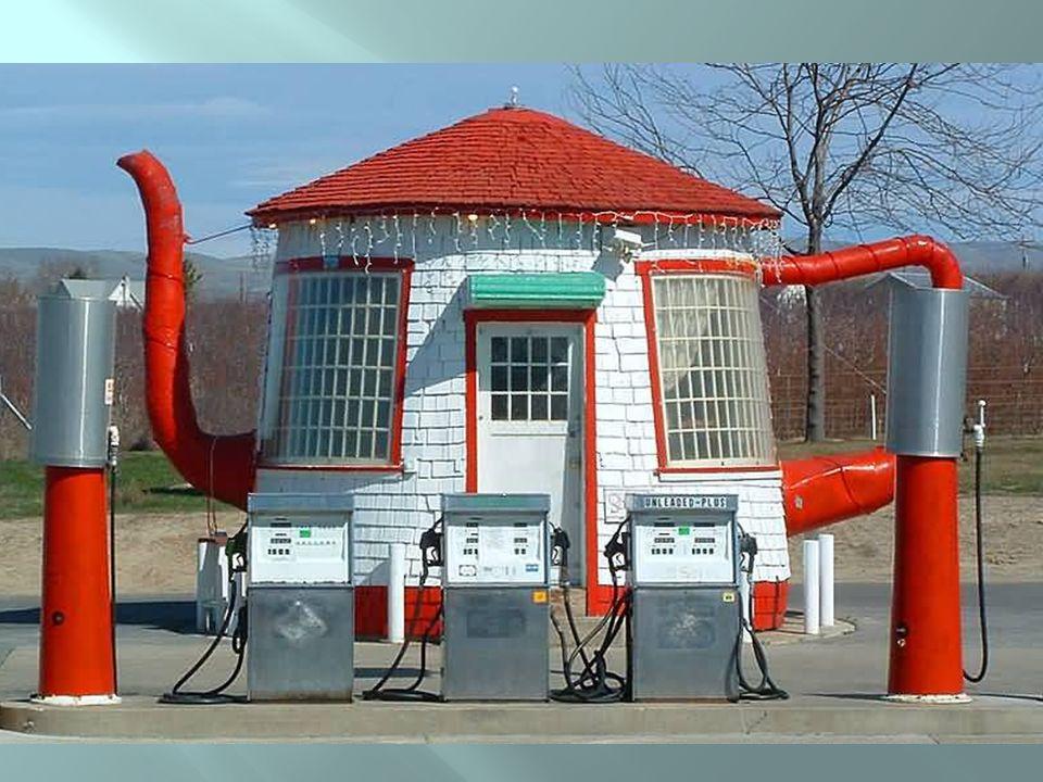 Bule ou bomba de gasolina ?