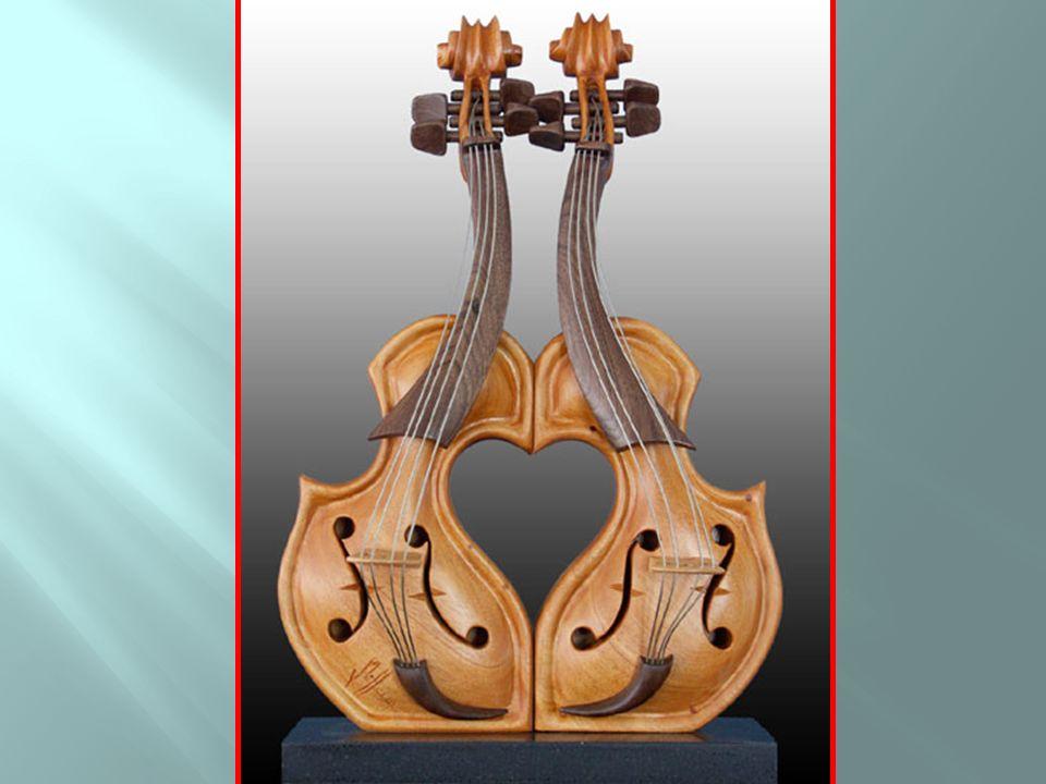 Coração ou violinos?