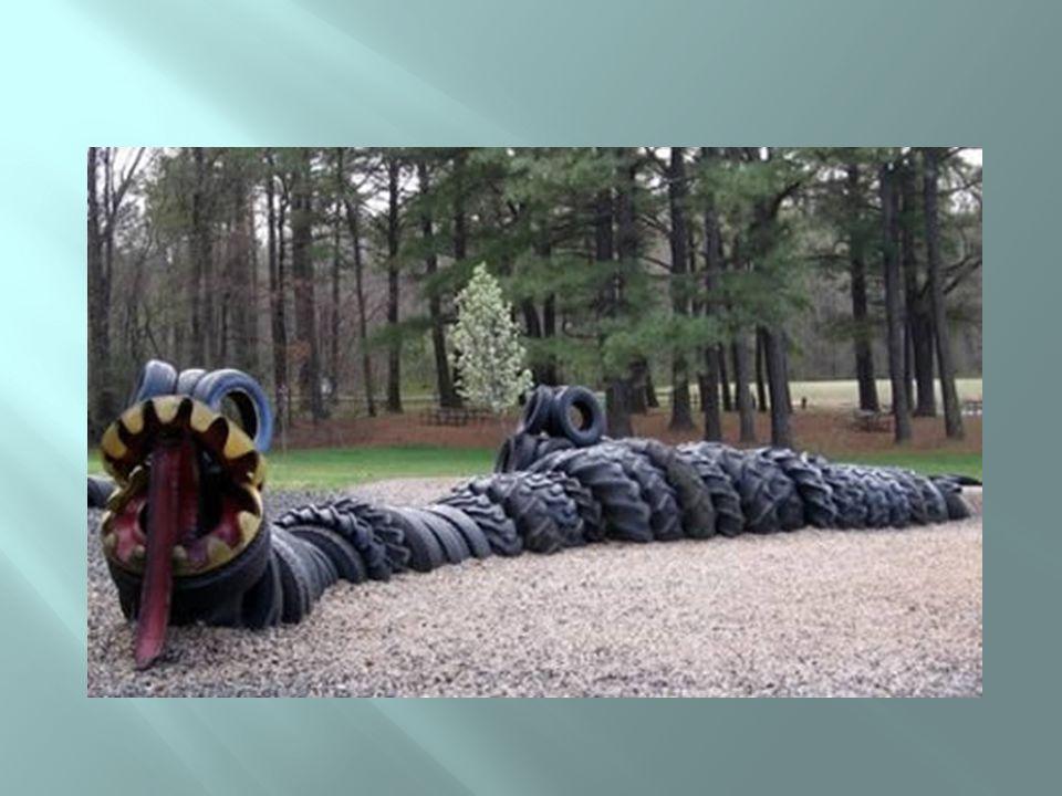 Pneus ou dragão?