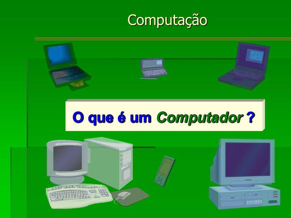 7Computação O que é um Computador ?