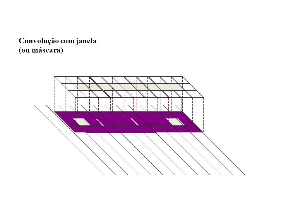 Os métodos que trabalham no domínio espacial (plano da imagem) operam diretamente sobre a matriz de pixels que é a imagem digitalizada, em geral, utilizando operações de convolução com máscaras (filtros espaciais).