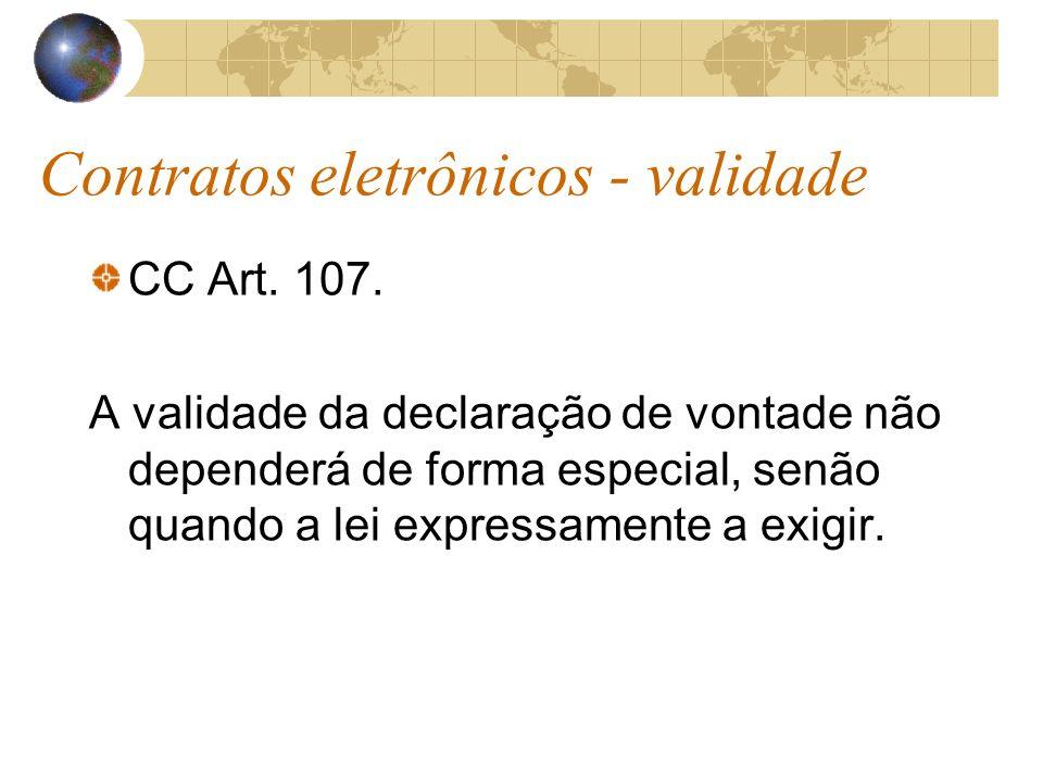 Lei aplicável – contratos internacionais CC Art.435.