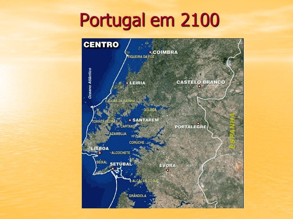 Portugal em 2100 Portugal em 2100