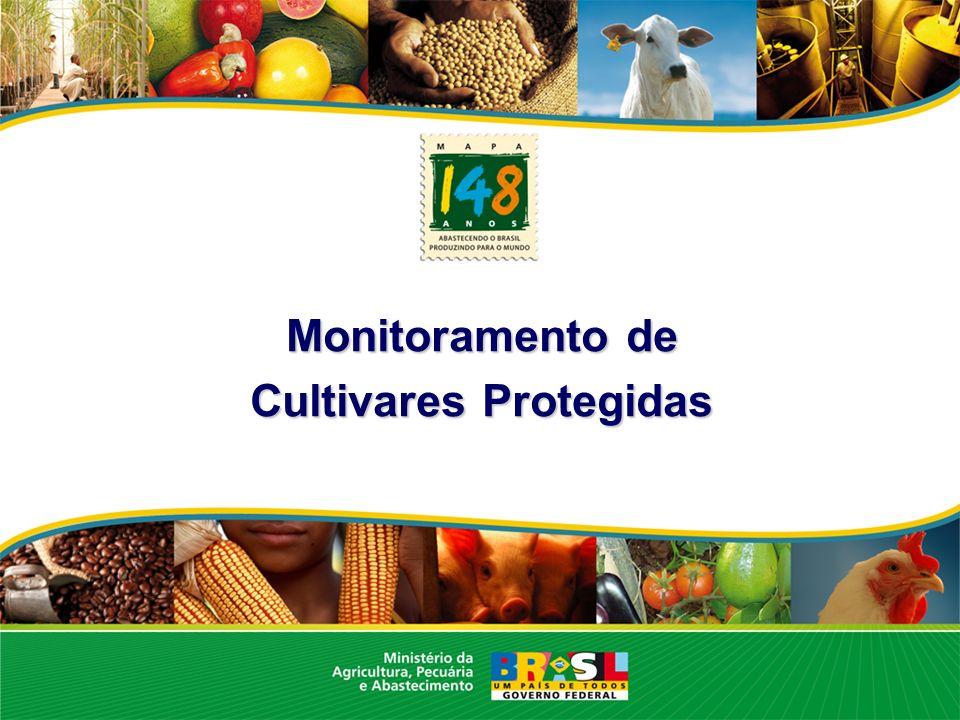 Monitoramento de Cultivares Protegidas