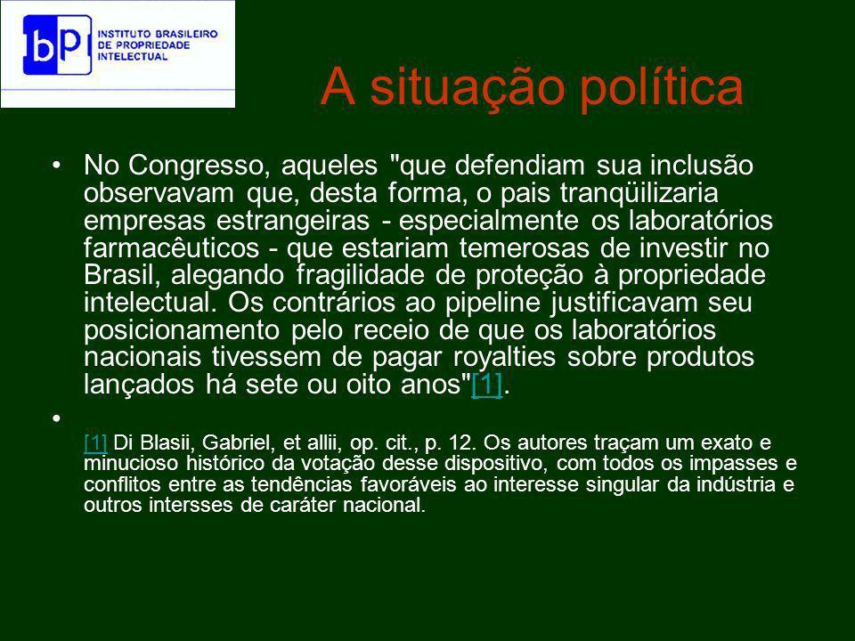O que aconteceu por dentro do estado brasileiro.