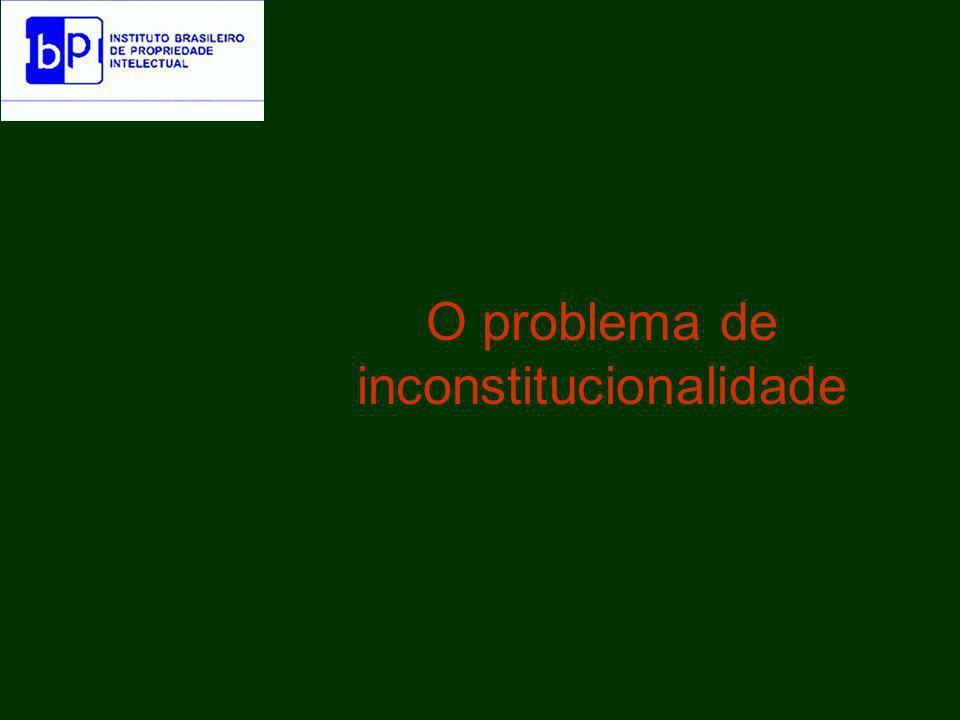 A tensão constitucional relativa à propriedade intelectual 30.
