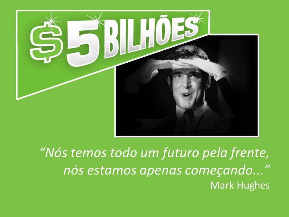 Nós temos todo um futuro pela frente, nós estamos apenas começando... Mark Hughes