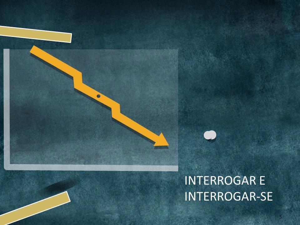 5 INTERROGAR E INTERROGAR-SE