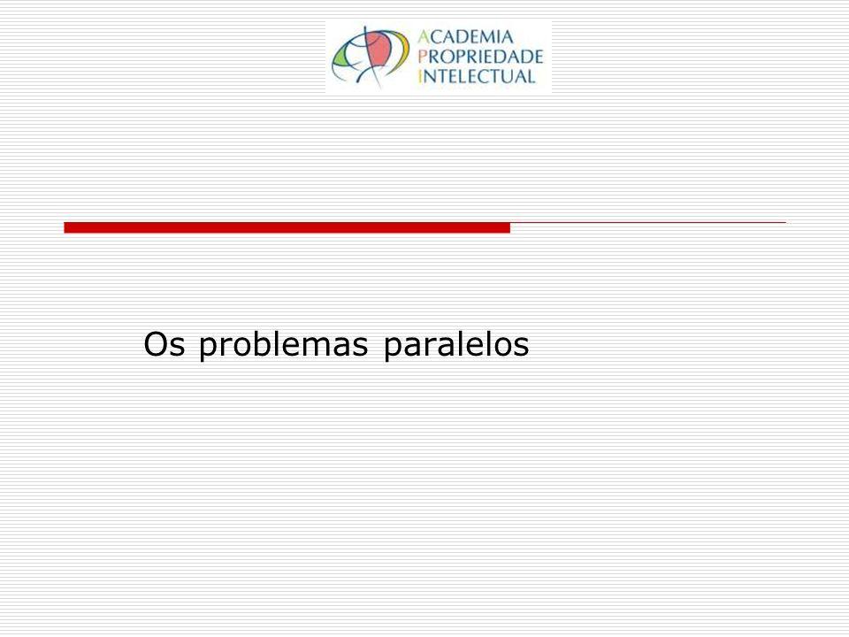 Os problemas paralelos