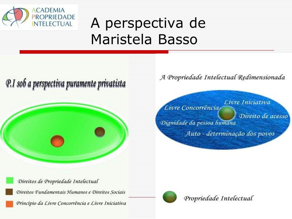 A perspectiva de Maristela Basso