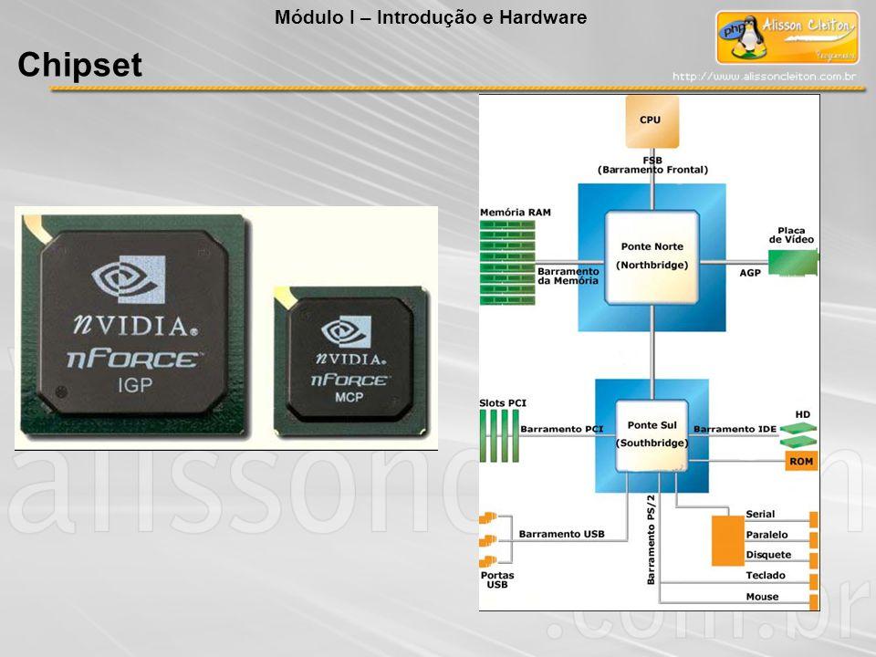 Módulo I – Introdução e Hardware Chipset
